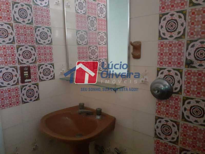 10.1 Banheiro. - Apartamento À Venda - Irajá - Rio de Janeiro - RJ - VPAP21151 - 11