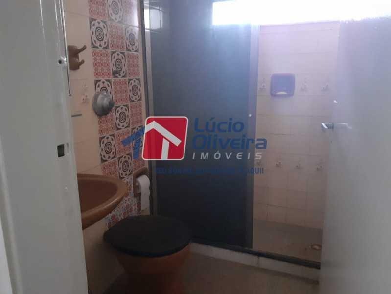 10.2 Banheiro. - Apartamento À Venda - Irajá - Rio de Janeiro - RJ - VPAP21151 - 12
