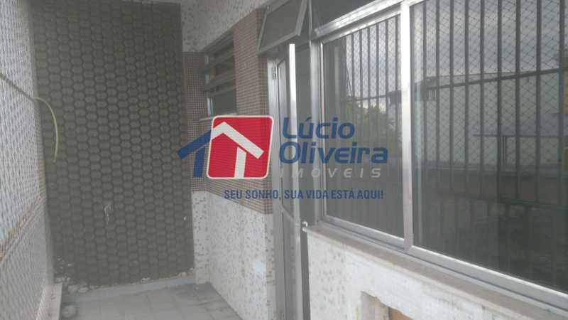 13 Varanda - Apartamento À Venda - Irajá - Rio de Janeiro - RJ - VPAP21151 - 16