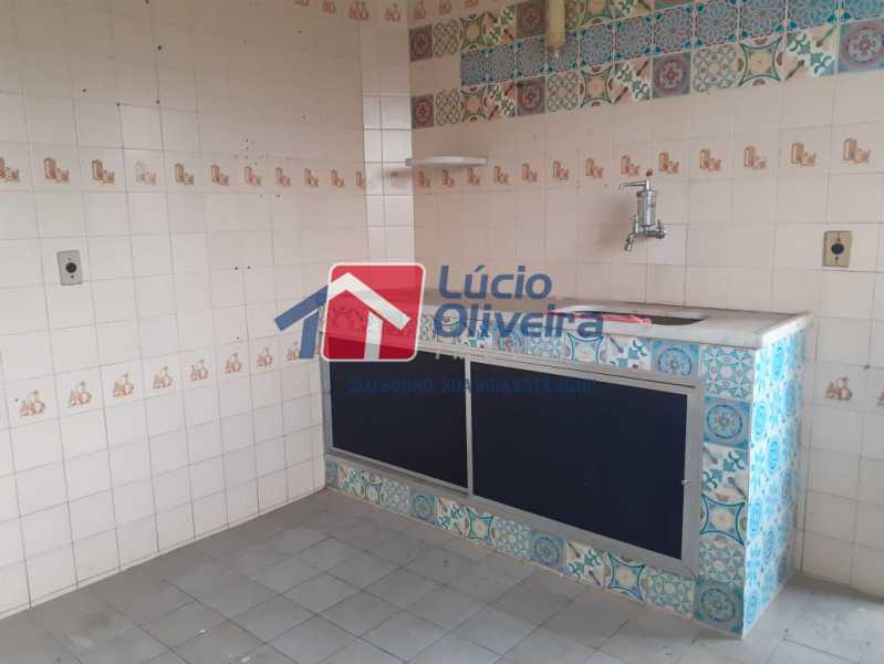 15 Cozinha. - Apartamento À Venda - Irajá - Rio de Janeiro - RJ - VPAP21151 - 18