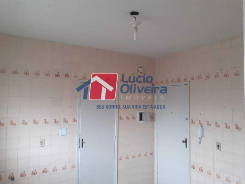 16 Cozinha. - Apartamento À Venda - Irajá - Rio de Janeiro - RJ - VPAP21151 - 19