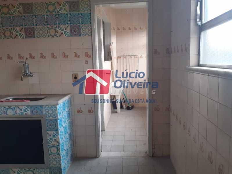 18 Area de serviço. - Apartamento À Venda - Irajá - Rio de Janeiro - RJ - VPAP21151 - 21