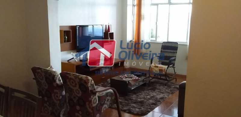 01 - Sala - Casa À Venda - Vista Alegre - Rio de Janeiro - RJ - VPCA30152 - 1