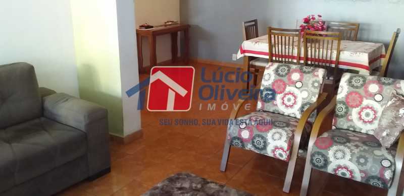 02 - Sala - Casa À Venda - Vista Alegre - Rio de Janeiro - RJ - VPCA30152 - 3