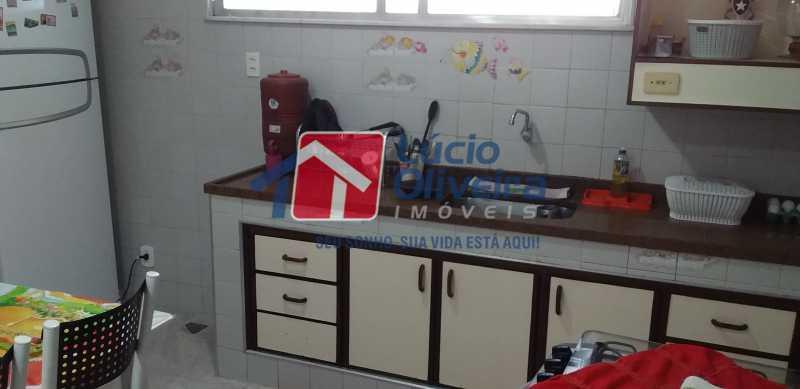 09 - Cozinha - Casa À Venda - Vista Alegre - Rio de Janeiro - RJ - VPCA30152 - 7