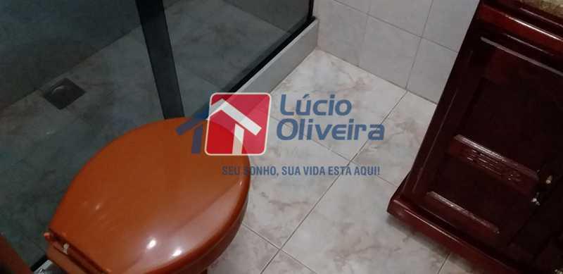 10 - Banheiro Social - Casa À Venda - Vista Alegre - Rio de Janeiro - RJ - VPCA30152 - 8