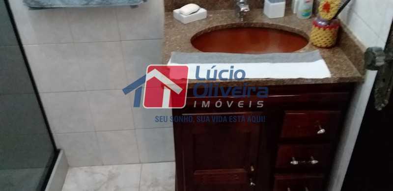 11 - Banheiro Social - Casa À Venda - Vista Alegre - Rio de Janeiro - RJ - VPCA30152 - 9