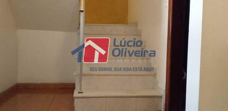 12 - Escada - Casa À Venda - Vista Alegre - Rio de Janeiro - RJ - VPCA30152 - 10