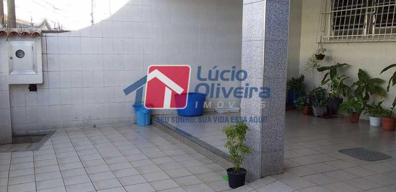 13- Quintal - Casa À Venda - Vista Alegre - Rio de Janeiro - RJ - VPCA30152 - 11