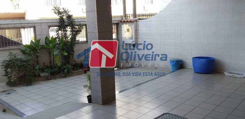14 - Quintal - Casa À Venda - Vista Alegre - Rio de Janeiro - RJ - VPCA30152 - 12
