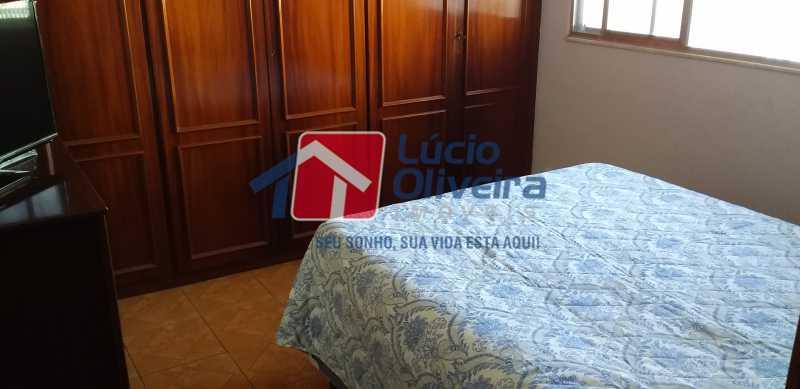 22 - Quarto Casal - Casa À Venda - Vista Alegre - Rio de Janeiro - RJ - VPCA30152 - 15