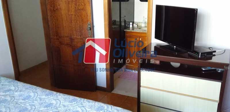 24 - Quarto Casal - Casa À Venda - Vista Alegre - Rio de Janeiro - RJ - VPCA30152 - 17