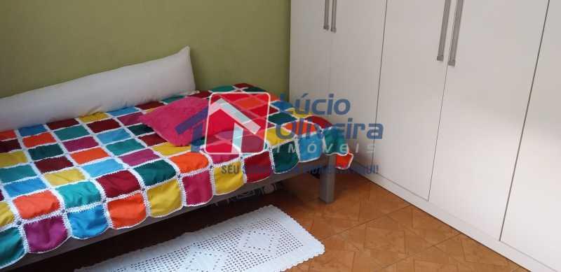 28 - Quarto Solteiro - Casa À Venda - Vista Alegre - Rio de Janeiro - RJ - VPCA30152 - 21