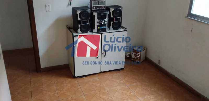 29 - Quarto Solteiro - Casa À Venda - Vista Alegre - Rio de Janeiro - RJ - VPCA30152 - 22