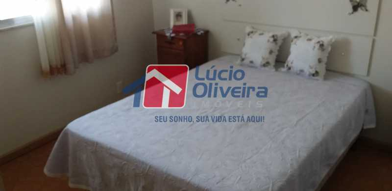 30 - Quarto Solteiro - Casa À Venda - Vista Alegre - Rio de Janeiro - RJ - VPCA30152 - 23