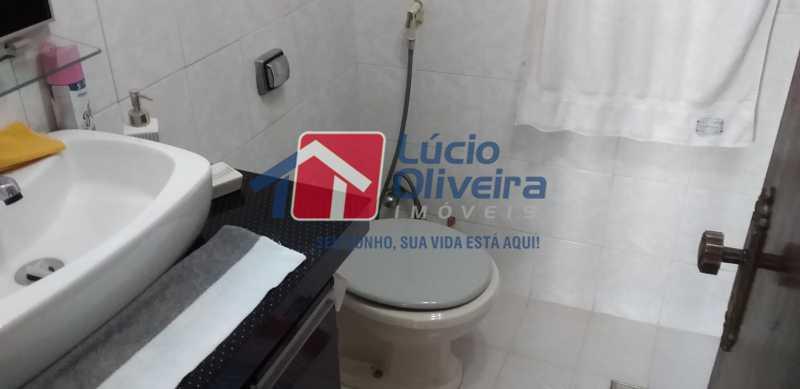 35 - Suíte Solteiro - Casa À Venda - Vista Alegre - Rio de Janeiro - RJ - VPCA30152 - 25