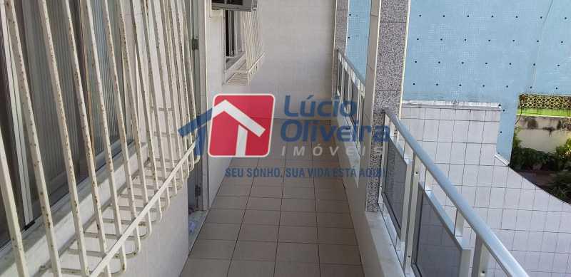 39 - Varanda - Casa À Venda - Vista Alegre - Rio de Janeiro - RJ - VPCA30152 - 27