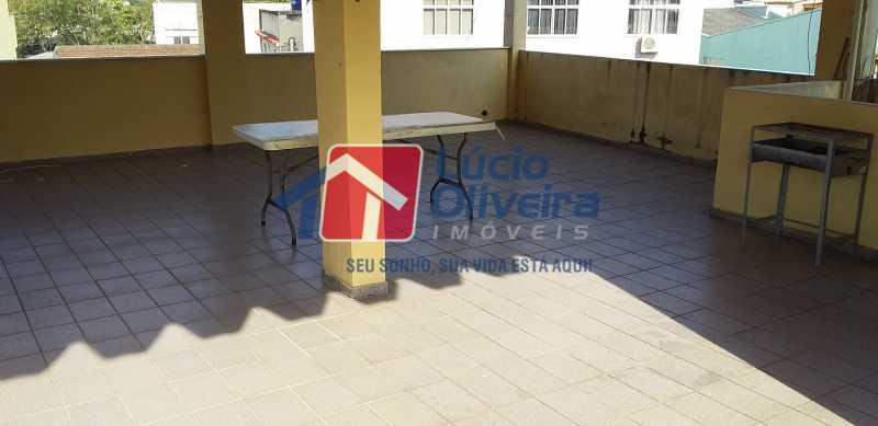 40 - Terraço - Casa À Venda - Vista Alegre - Rio de Janeiro - RJ - VPCA30152 - 28