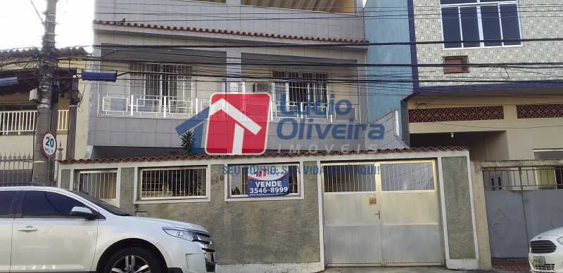 48 - Fachada - Casa À Venda - Vista Alegre - Rio de Janeiro - RJ - VPCA30152 - 31