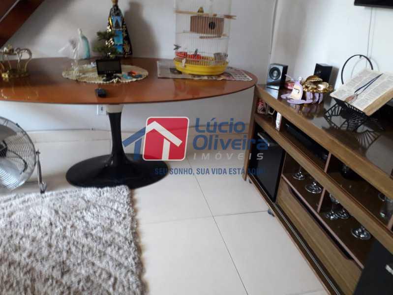 2 SALA. - Apartamento à venda Rua Valter Seder,Vista Alegre, Rio de Janeiro - R$ 370.000 - VPAP21152 - 1