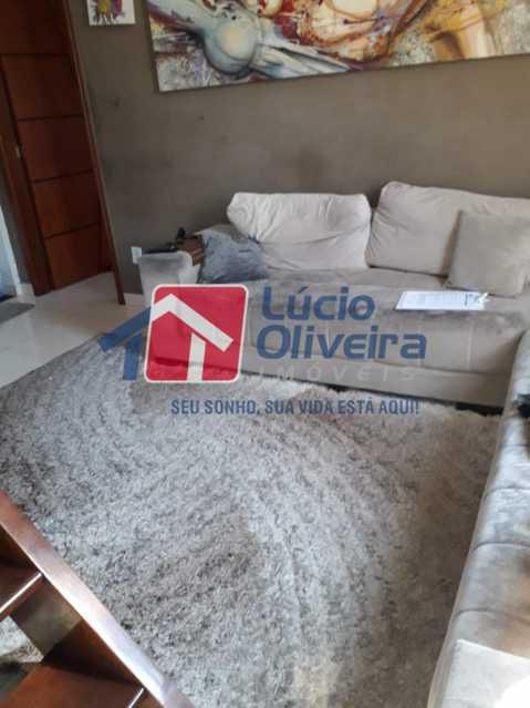 3 SALA. - Apartamento à venda Rua Valter Seder,Vista Alegre, Rio de Janeiro - R$ 370.000 - VPAP21152 - 4