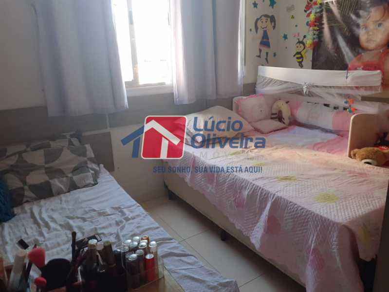 5 QUARTO. - Apartamento à venda Rua Valter Seder,Vista Alegre, Rio de Janeiro - R$ 370.000 - VPAP21152 - 6