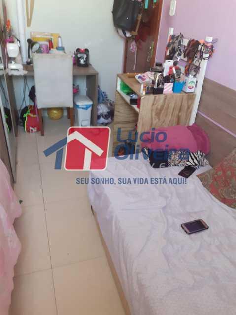 6 QUARTO. - Apartamento à venda Rua Valter Seder,Vista Alegre, Rio de Janeiro - R$ 370.000 - VPAP21152 - 7