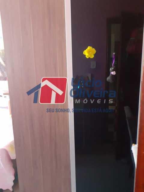 8 CLOSET. - Apartamento à venda Rua Valter Seder,Vista Alegre, Rio de Janeiro - R$ 370.000 - VPAP21152 - 9