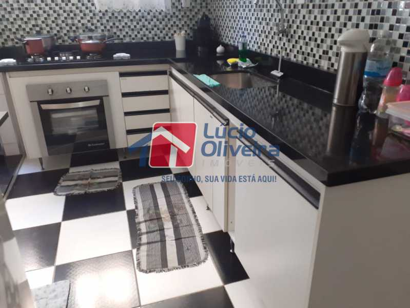 9 COZINHA. - Apartamento à venda Rua Valter Seder,Vista Alegre, Rio de Janeiro - R$ 370.000 - VPAP21152 - 10