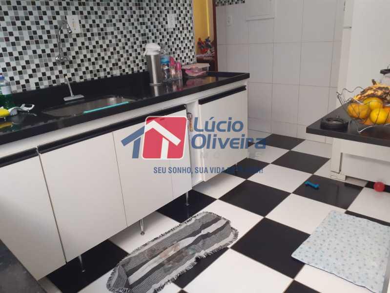 10 COZINHA. - Apartamento à venda Rua Valter Seder,Vista Alegre, Rio de Janeiro - R$ 370.000 - VPAP21152 - 11
