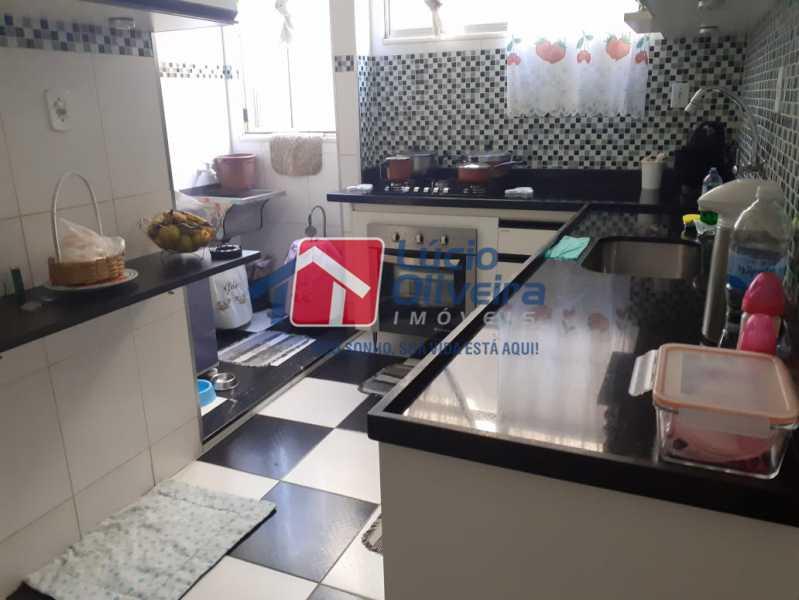 11 COZINHA- AREA. - Apartamento à venda Rua Valter Seder,Vista Alegre, Rio de Janeiro - R$ 370.000 - VPAP21152 - 12