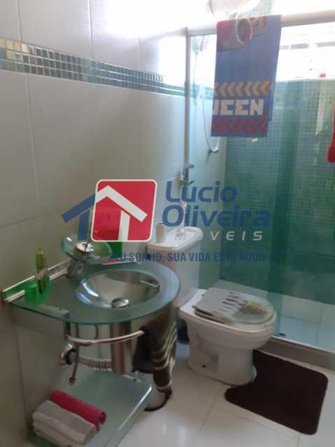12 BANHEIRO. - Apartamento à venda Rua Valter Seder,Vista Alegre, Rio de Janeiro - R$ 370.000 - VPAP21152 - 13