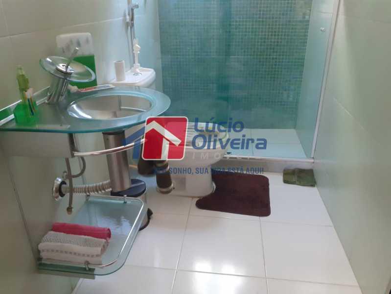 13 BANHEIRO. - Apartamento à venda Rua Valter Seder,Vista Alegre, Rio de Janeiro - R$ 370.000 - VPAP21152 - 14