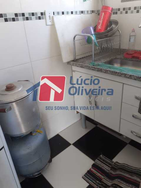 16 COZINHA TERRAÇO. - Apartamento à venda Rua Valter Seder,Vista Alegre, Rio de Janeiro - R$ 370.000 - VPAP21152 - 17