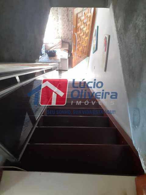 19 ESCADA TERRAÇO. - Apartamento à venda Rua Valter Seder,Vista Alegre, Rio de Janeiro - R$ 370.000 - VPAP21152 - 20