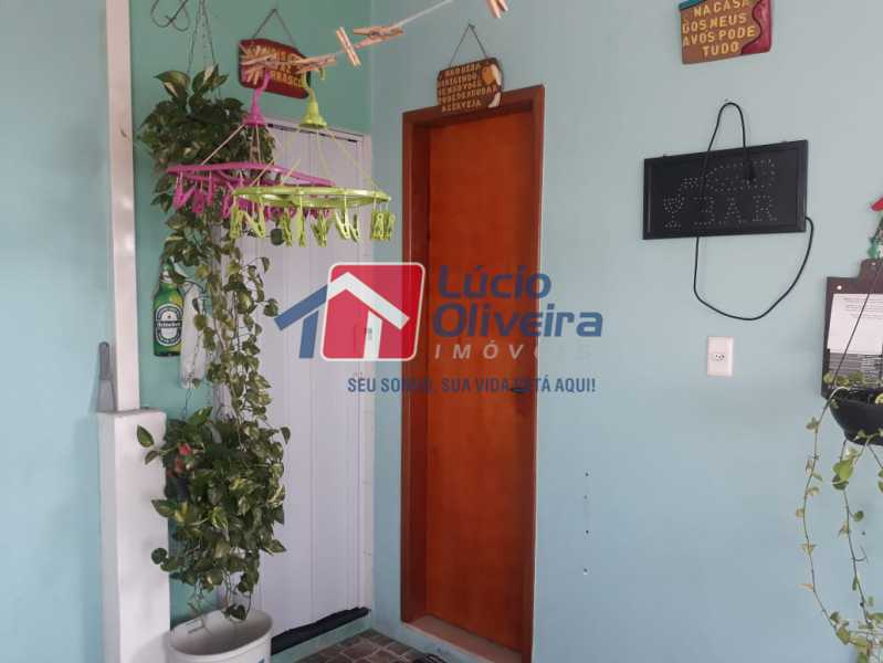 20 TERRAÇO. - Apartamento à venda Rua Valter Seder,Vista Alegre, Rio de Janeiro - R$ 370.000 - VPAP21152 - 21