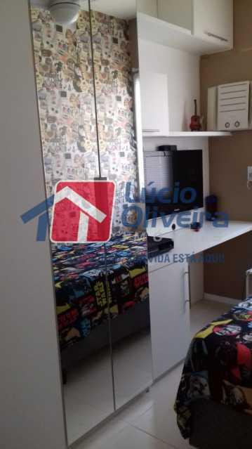 12 - Quarto S.. - Apartamento À Venda - Del Castilho - Rio de Janeiro - RJ - VPAP30276 - 13