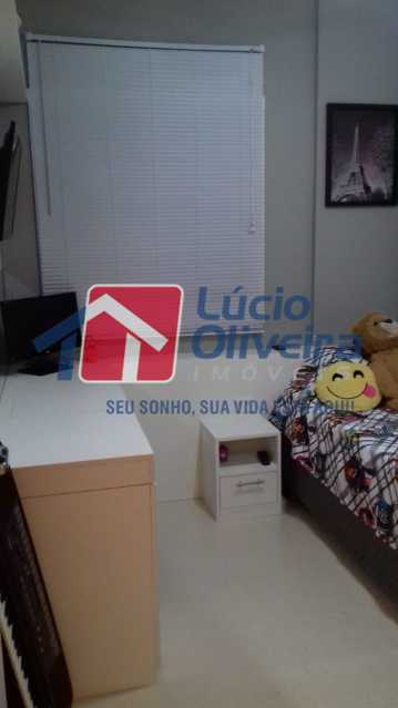 13- Quarto S.. - Apartamento À Venda - Del Castilho - Rio de Janeiro - RJ - VPAP30276 - 14