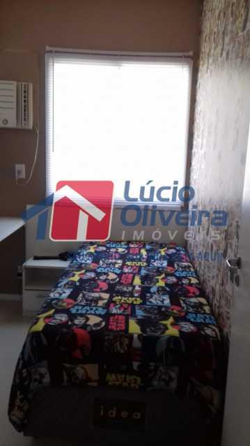 15- Quarto S.. - Apartamento À Venda - Del Castilho - Rio de Janeiro - RJ - VPAP30276 - 15