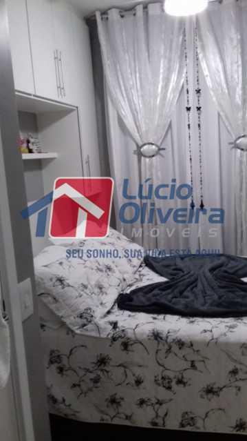 16- Quarto C. 2. - Apartamento À Venda - Del Castilho - Rio de Janeiro - RJ - VPAP30276 - 16
