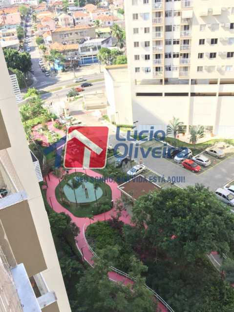21- Vista Janela quarto S.. - Apartamento À Venda - Del Castilho - Rio de Janeiro - RJ - VPAP30276 - 21