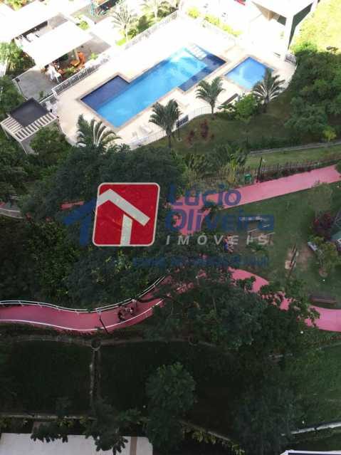 24 - Vista Janela. - Apartamento À Venda - Del Castilho - Rio de Janeiro - RJ - VPAP30276 - 24