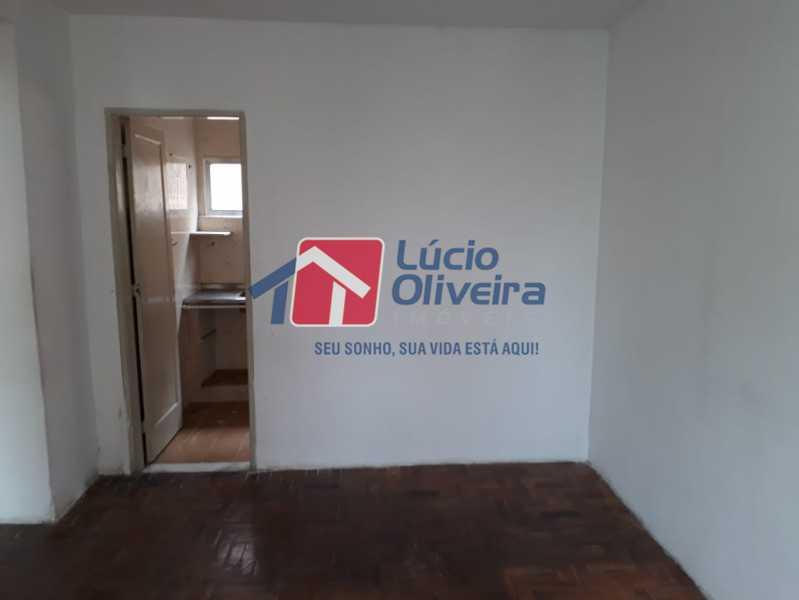 01 - Sala - Apartamento À Venda - Irajá - Rio de Janeiro - RJ - VPAP21154 - 1