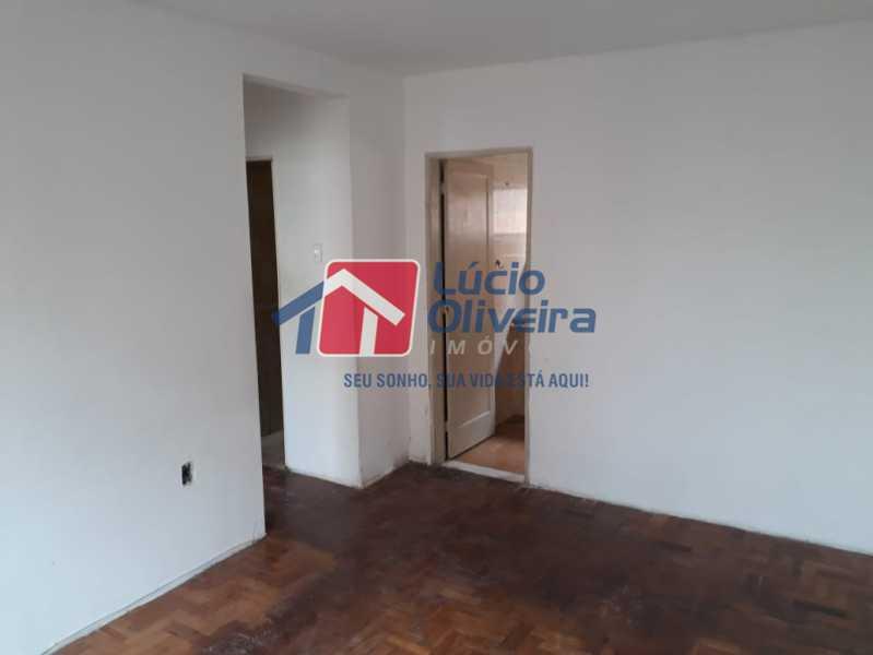 02- Sala - Apartamento À Venda - Irajá - Rio de Janeiro - RJ - VPAP21154 - 3