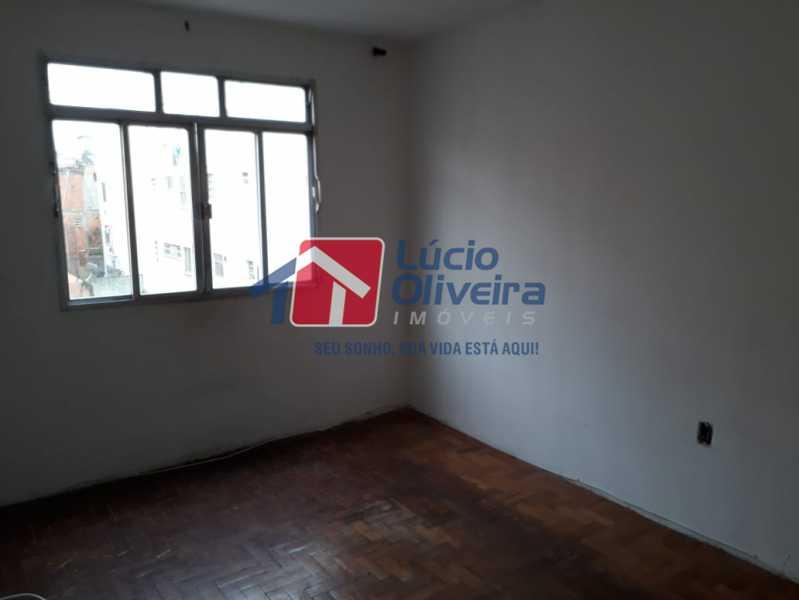 03 -Sala - Apartamento À Venda - Irajá - Rio de Janeiro - RJ - VPAP21154 - 4