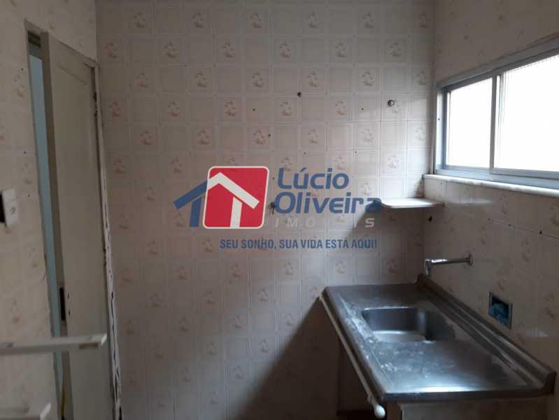 06- Cozinha - Apartamento À Venda - Irajá - Rio de Janeiro - RJ - VPAP21154 - 7