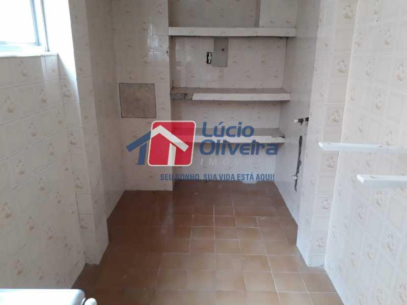 08- Area - Apartamento À Venda - Irajá - Rio de Janeiro - RJ - VPAP21154 - 9