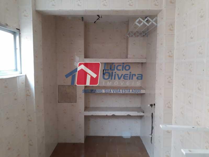09- Area - Apartamento À Venda - Irajá - Rio de Janeiro - RJ - VPAP21154 - 10
