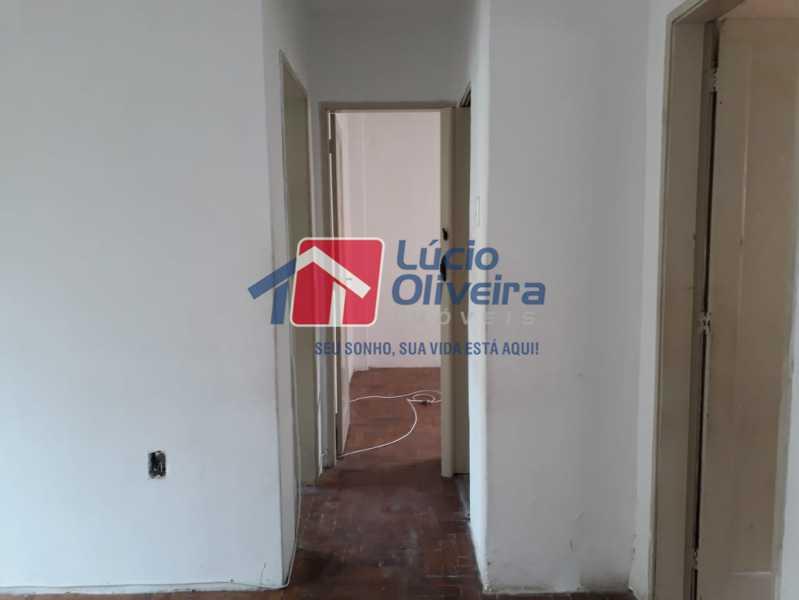 10- Circulação - Apartamento À Venda - Irajá - Rio de Janeiro - RJ - VPAP21154 - 11