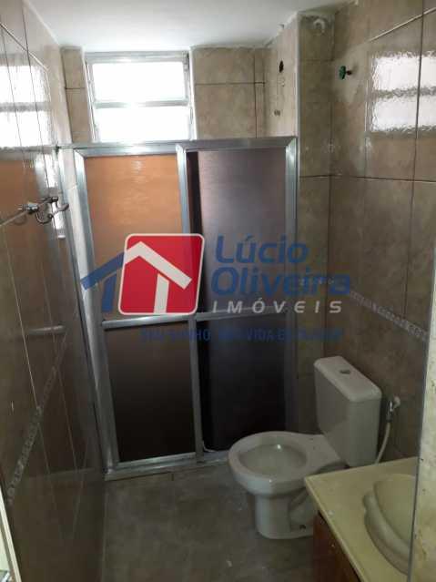 11- Banheiro - Apartamento À Venda - Irajá - Rio de Janeiro - RJ - VPAP21154 - 12
